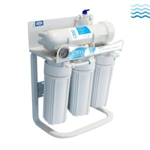 Reverse osmosis and microfiltration