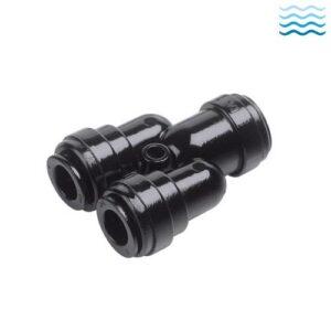 black series acetal resin fittings