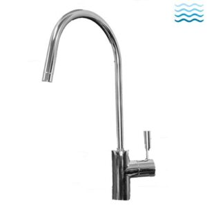 One-way faucets