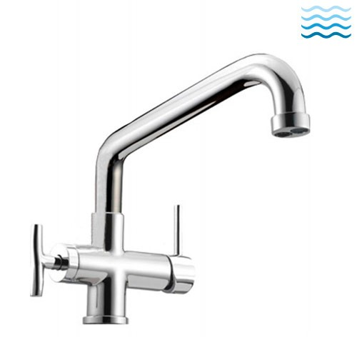 four-way faucets